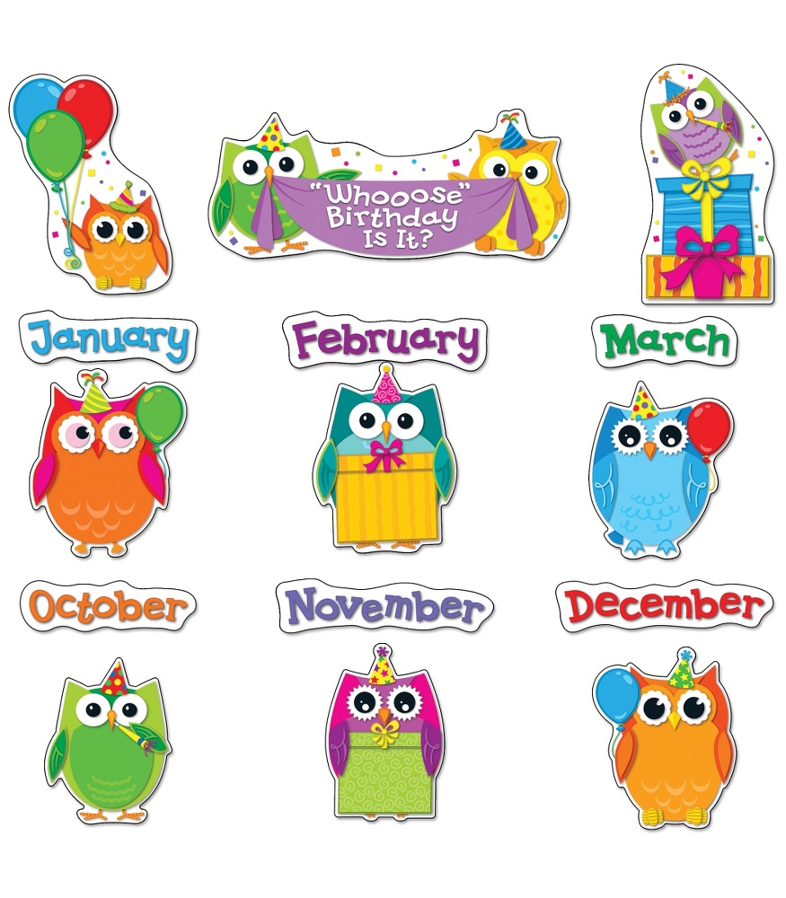 Colorful Owl Pictures Owls Birthday